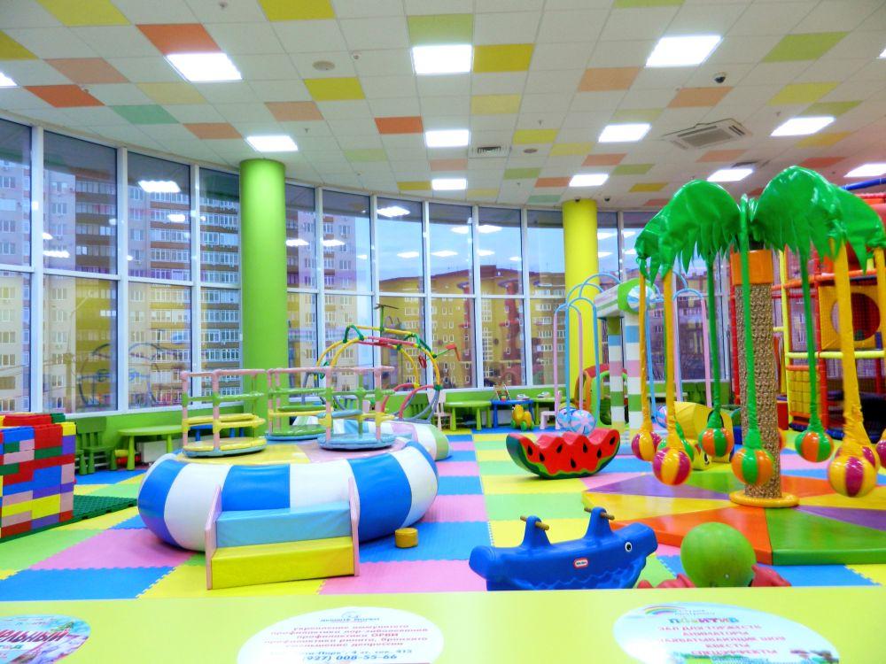 Фотогалерея ТРК Сити Парк 2 этаж