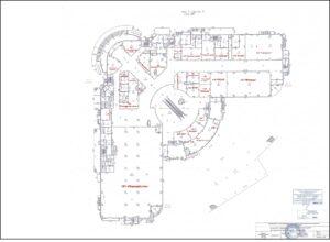 Сити Парк план 1 этаж